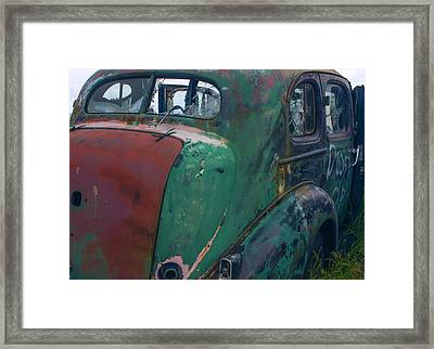 My But  You Have Let  Yourself Go Framed Print by Jean Noren