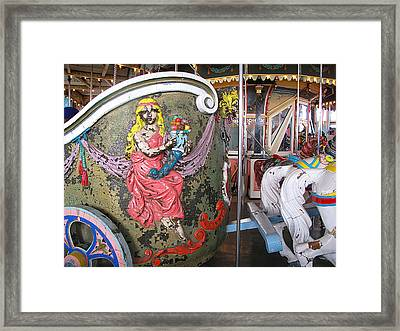 My Chariot Framed Print