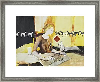 My Companion Framed Print by Helen Hayes