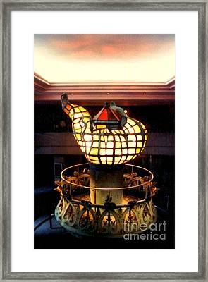Framed Print featuring the photograph My Country Tis Of Thee by Michael Hoard