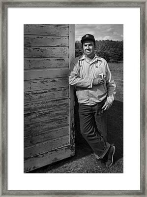 My Dad Framed Print by Dennis James