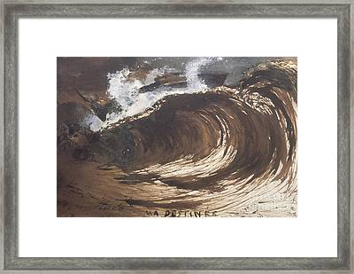 My Destiny Framed Print by Victor Hugo