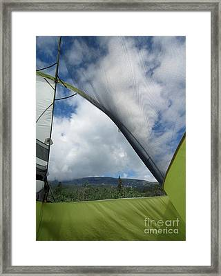 My Dream Home Framed Print by Ausra Huntington nee Paulauskaite