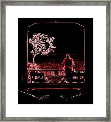 My Dreamer Framed Print by Karen Wiles