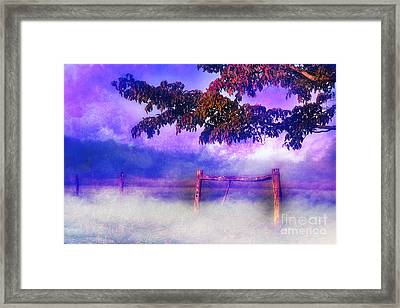 My Dreams Lay Beyond Framed Print by Michael Eingle