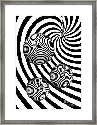 My Eyes Hurt Framed Print by Steve Purnell