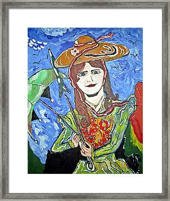 My Fair Lady Framed Print by Matthew  James