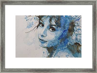 My Fair Lady Framed Print by Paul Lovering