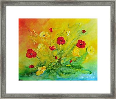 My Favourite Framed Print by Teresa Wegrzyn