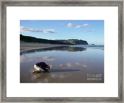 My Friend Photographer Framed Print by Jola Martysz