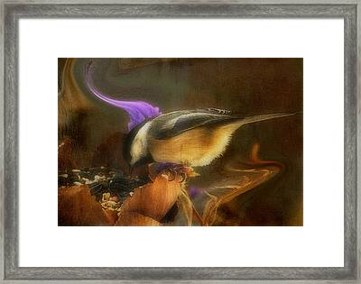 My Good Fortune... Framed Print