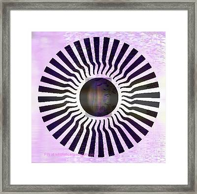 My Head Spins Framed Print by PainterArtist FIN