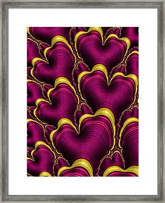 My Hearts Desire Framed Print