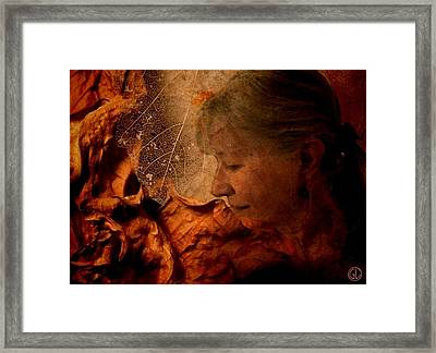 My Hideaway Framed Print by Gun Legler