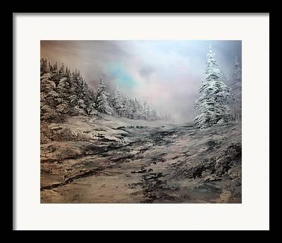 Hednesford Framed Prints