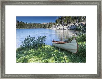 My Journey Framed Print by Jon Glaser
