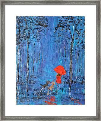 My Journey  Framed Print by Patricia Olson