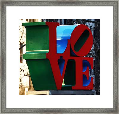 My Love  Framed Print by Bill Cannon