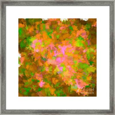 My Love Brown Framed Print