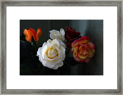 My Love Framed Print