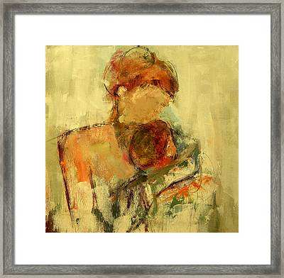 My Love Framed Print by Lisa Moore