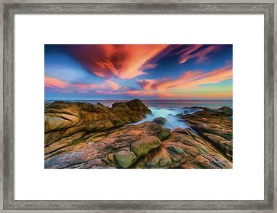 My Malibu Framed Print by Joel Olives