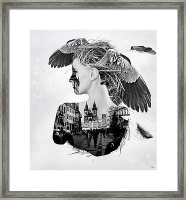 My Nest Framed Print by Bojan Jevtic