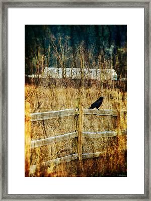 My Past Framed Print by Jordan Blackstone