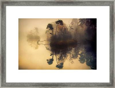 My Place Framed Print