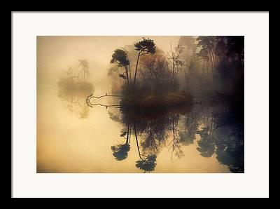 Fens Framed Prints