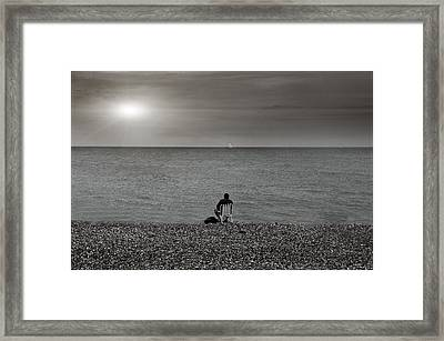 My Place Framed Print by Jason Green