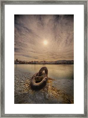 My Port Framed Print by Emmanouil Klimis