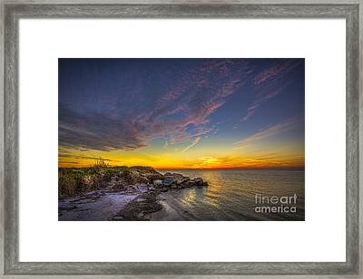 My Quiet Place Framed Print