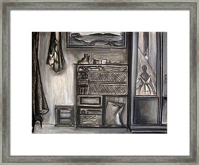 My Room Framed Print by Nital Dabhade