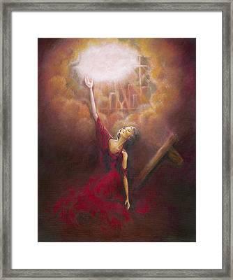 My Salvation  Framed Print