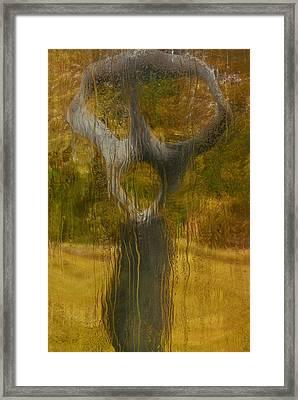 My Scream 2 Framed Print by Jack Zulli