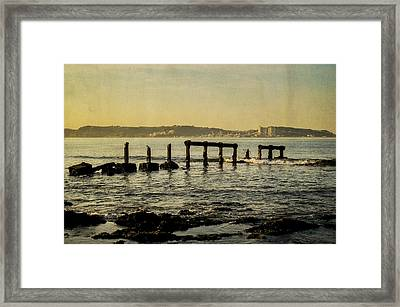 My Sea Of Ruins II Framed Print by Marco Oliveira
