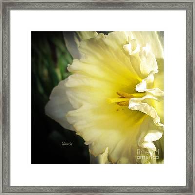 My Spring Love Framed Print by Nava Thompson