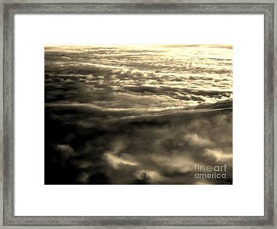 My Struggle Framed Print by Lori  Lovetere
