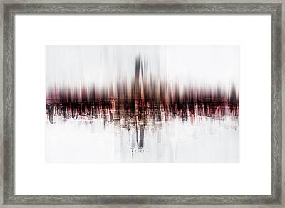 My Vision Framed Print