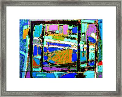 My Vista Framed Print
