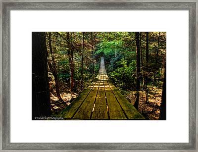 My Wanderlust Framed Print by Paul Herrmann