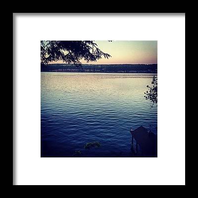 Reflection Framed Prints