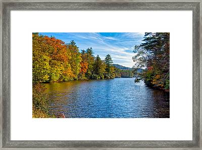 Myriad Colors Of Nature Framed Print by John M Bailey