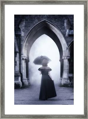 Mysterious Archway Framed Print