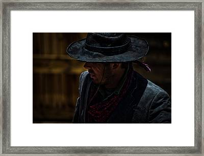 Mysterious Framed Print by Swift Family