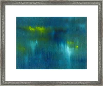 Mystery In The Night Framed Print