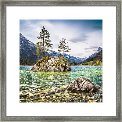 Mystic Bavaria Framed Print by JR Photography