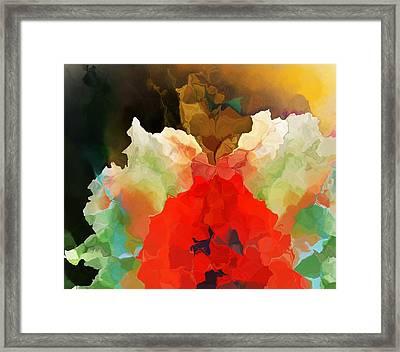 Mystic Bloom Framed Print by David Lane