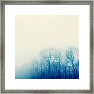 Framed Print featuring the photograph Mystic by Kim Fearheiley
